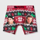 HOME ALONE Men's Boxer Briefs - Bandits Marv & Harry - Ugly Christmas Sweater