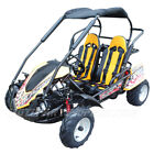 200cc Middle Size Go Kart with Automatic Transmission w/Reverse