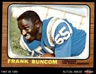 1966 Topps #120 Frank Buncom Chargers EX $5.25 USD on eBay