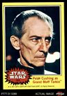 1977 Topps Star Wars #181 Peter Cushing as Grand Moff Tarkin EX/MT $5.5 USD on eBay