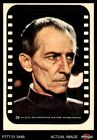 1977 Topps Star Wars Stickers #28 Peter Cushing as Grand Moff Tarkin EX/MT $5.5 USD on eBay
