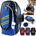 Sports Armband Running Jogging Gym Arm Band For Cell Phone Holder Bag Case Pouch