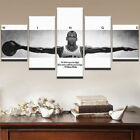 Michael Jordan Wings NBA Chicago Bulls Basketball Star 5 Piece Canvas Art Print on eBay