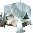 Luxury mosquito net & frame Bed netting Bed curtain Bed canopy for princess bed image