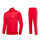 New Quality Athletic Djokovic Tennis Warm Up Suit Including Jacket and Pants