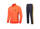 New Quality Athletic RF Federer Tennis Warm Up Suit Including Jacket and Pants