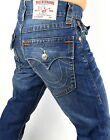 True Religion $199 Men's Hand Picked Straight Jeans - 101700 фото