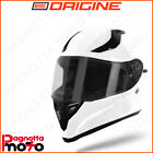 CASCO INTEGRALE ORIGINE HELMETS STRADA SOLID GLOSS WHITE | BIANCO LUCIDO