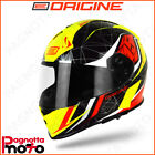 CASCO INTEGRALE ORIGINE HELMETS GT RAIDER GLOSS BLACK