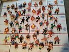 WWF HASBRO FIGURES, BUY 3 SAVE $5, BRET, HBK, DOINK, BAM BAM, RAZOR