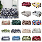 Внешний вид - 1/2/3/4Seater Stretch Tight Wrap Slipcovers All-Inclusive Elastic Couch Cover
