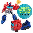 Transformers Cyberverse Bumblebee / Optimus Prime Vehicle to Action Robot Age 6+