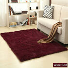Soft Area Rugs Carpet Living Room Bedroom Rug Fluffy Shaggy Large Rug Home Decor