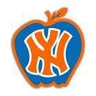 New York Knicks Retro Precision Cut Decal / Sticker on eBay