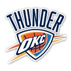 Oklahoma City Thunder Precision Cut Decal / Sticker on eBay
