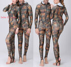Adult Full Body Wetsuit Swimming Diving Snorkeling Surfing Scuba Wetsuit Hooded