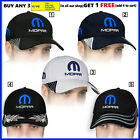 Mopar Baseball Cap 3D EMBROIDERED Logo Car Auto Hat Mens Womens Accessories Gift $19.5 USD on eBay