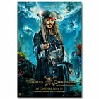 59325 2017 Pirates of the Caribbean Dead Decor Wall Poster Print UK
