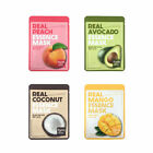 [FARM STAY] Real Essence Mask 23ml * 1pcs 4 Type - BEST Korea Cosmetic