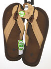 New Vintage Stone Mens Regular Weight Flip Flops  $14.99 Free Shipping