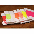 Hareline Carded Chenille Fly Tying Materials - All Colors & Sizes