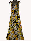 Plus size Georgette Printed  Maxi                    REDUCED TO CLEAR HALF PRICE