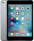 Apple iPad mini 4 128GB Wi-Fi 7.9in New and Sealed in Package - Space Gray Grey