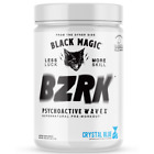 Black Magic Supply BZRK Pre-Workout 25 Servings Energy / Focus / Strength