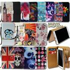 Folio Leather Stand Wallet Card Cover Case For Various SmartPhones + Strap