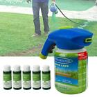 HYDRO MOUSSE HOUSEHOLD SEEDING SYSTEM LIQUID SPRAY SEED LAWN CARE GRASS SHOT-NEW
