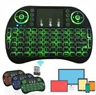 New Mini Wireless Keyboard 2.4G with Touchpad for PC Android TV Kodi Media Box