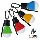 4X Halloween Decoration Camping Hanging LED Light Lantern Outdoor Emergency Lamp