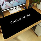 Custom Made Mouse Pad Playmat Personalized DIY Profession PC Large Game Play Mat