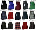 Kyпить Men's Scottish Kilts Tartan Kilt 13oz Highland Casual Kilt 6 Tartans на еВаy.соm