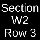 4 Tickets Gipsy Kings 8 2 19 Hollywood Bowl Los Angeles CA