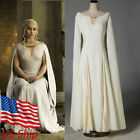 Cosplay Game Of Thrones Daenerys Targaryen Qarth Dress Costume Halloween Props, used for sale  USA