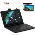 "10"" INCH Android 6.0 Tablet PC 1+16GB ROM Quad Core WiFi+3G 2 SIM with Keyboard"