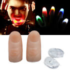 Kyпить Light up thumbs fingers Magic RED  And Blue tricks appearingght Scars Tool на еВаy.соm