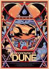 Jodorowsky's Dune Classic Movie Large Poster Art Print A0 A1 A2 A3 A4 Maxi