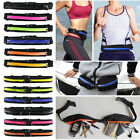 Unisex Waist Belt Pack Outdoor Sport Running Jogging Bum Bag Pouch Pocket Bumbag image