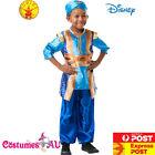 Boys Genie Aladdin Prince Disney Costume Kids Blue Live Action Child Book Week