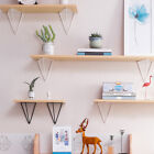 1Pcs Modern Wall Mount Shelf Display Floating Home Decorative Storage Shelves