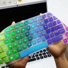 Keyboard High invisible Protector Skin Cover Fit For HP 15.6 inch Laptop PC new.