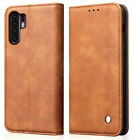 Huawei P30+PRO Case Full Cover Premium PU Leather Phone Holder 360 Magnetic Flip