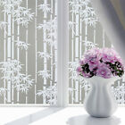 Glass Window Film Frosted Opaque 45*100cm Privacy Adhesive 1PC For Window