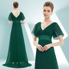 Ever-Pretty US Women Bridesmaid Dresses V-neck Formal Evening Ball Proms 09890