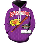 Fashion Women/Men Backwoods Honey Berry 3D Print Casual Hoodies Sweatshirt Tops