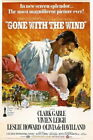 151856 Gone With The Wind Movie Decor Wall Poster Print