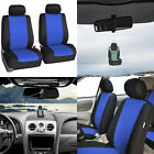 Neoprene Front Bucket Seat Covers Pair Set For Auto Car SUV 5 Colors w/ Gift $32.97 USD on eBay