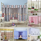 Single Bed Bunk Bed Tent Curtain Student Dormitory Light Shading Bed Canopy Spre image
